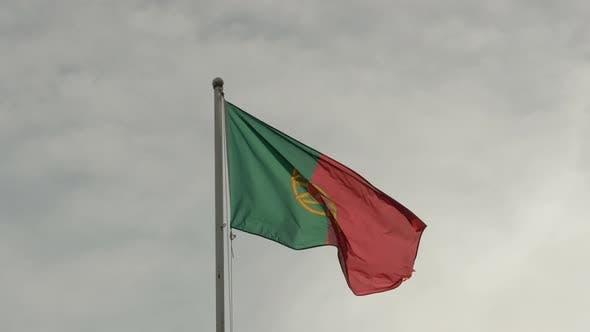Thumbnail for Portugal Flag Waving