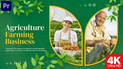 Agriculture Farming Business Slideshow (MOGRT)