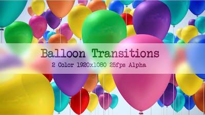 Balloon Transitions