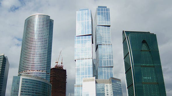 Thumbnail for Moscow City Business Center