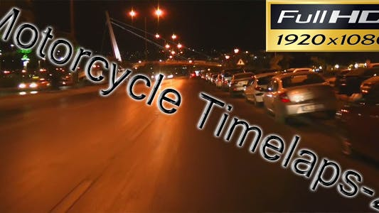 Thumbnail for Motorcycle Timelaps FULL HD