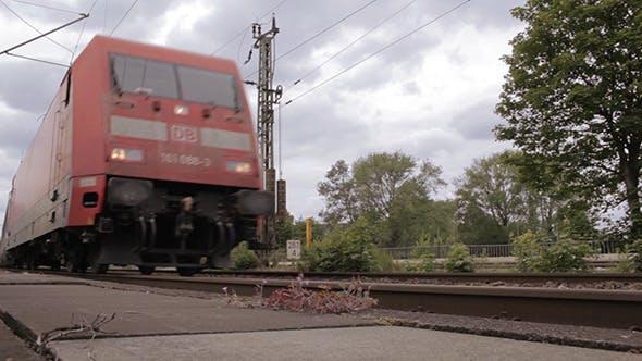 Thumbnail for Train In Hamburg