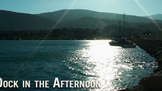 Thumbnail for Dock in the Afternoon