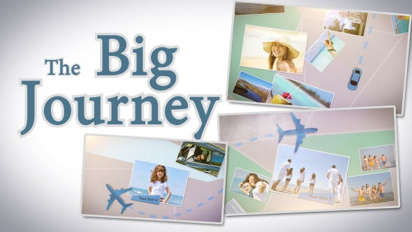 Thumbnail for The Big Journey