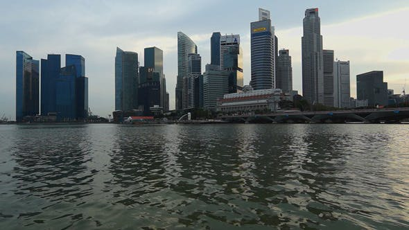 Cover Image for Singapore Downtown
