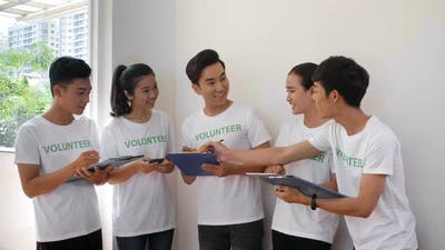 Volunteering Team