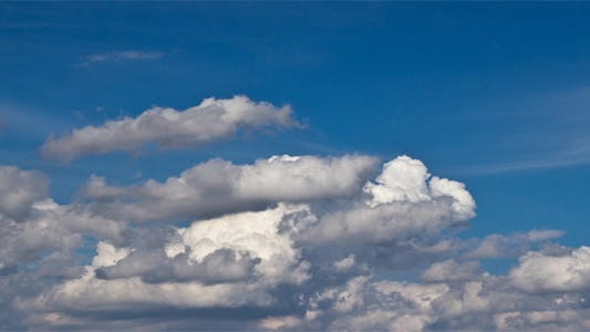 Cover Image for Clouds Time Lapse II - Full HD