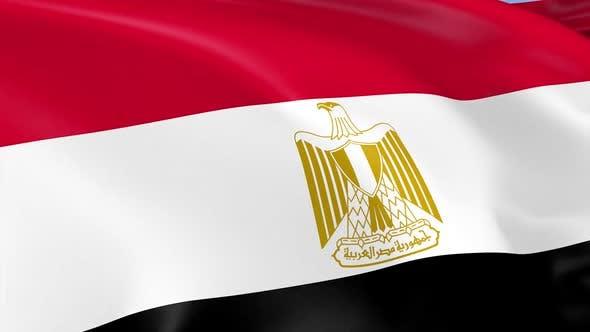 Thumbnail for Egypt Flag