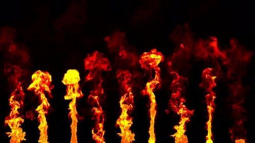 Fire Equalizer