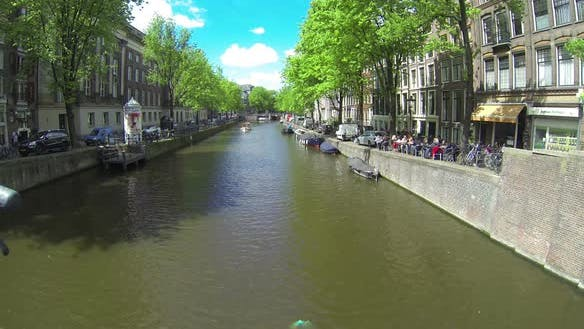 Thumbnail for Amsterdam Canal