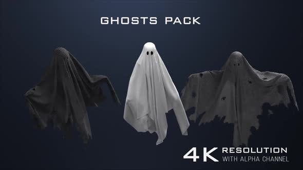 Thumbnail for Ghosts Pack