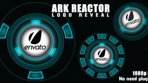Ark Reactor Logo Reveal