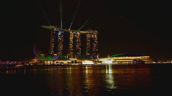 Cover Image for Singapore Marina Bay