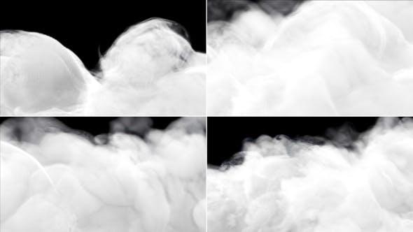 Thumbnail for Flowing Puff Smoke