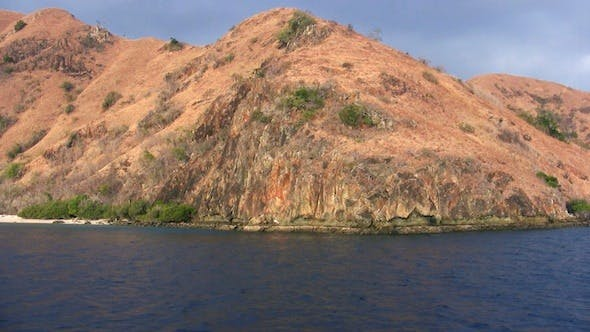 Thumbnail for Landscape Of Sea Island In Komodo Park, Indonesia 3