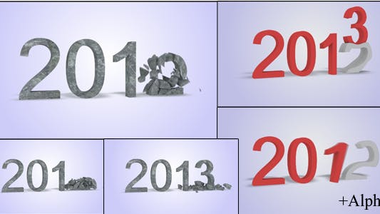 Thumbnail for New Year 2013