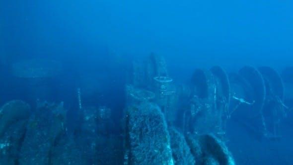 Thumbnail for Swimming around Zenobia Shipwreck, Paphos