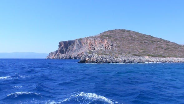 Thumbnail for Seascape With Rocks And Waves, Crete 2