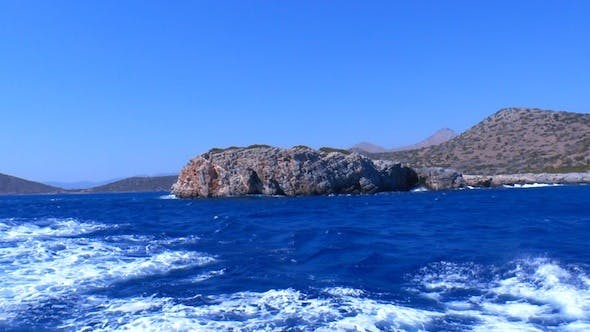Thumbnail for Seascape With Rocks And Waves, Crete