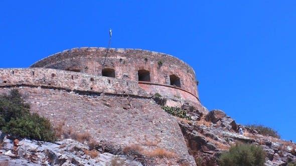 Thumbnail for Closeup Of Medieval Venetian Castle, Crete 2
