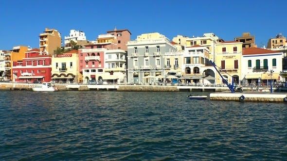 Thumbnail for Vintage Houses Of Touristic City, Agios Nikolaos