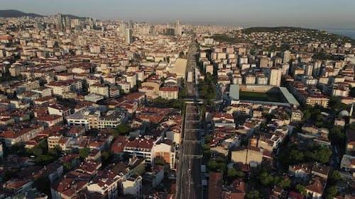 City View in Istanbul Turkey