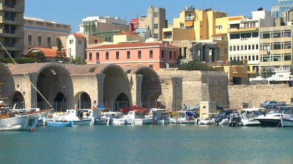 Thumbnail for Sea Port, Heraklion, Crete