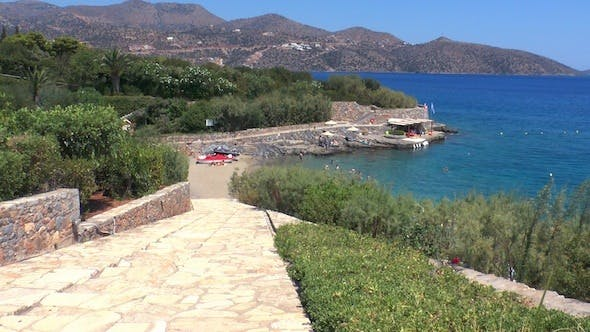 Thumbnail for Terraced Beach and Mediterranean Sea, Crete