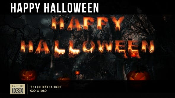 Thumbnail for Happy Halloween