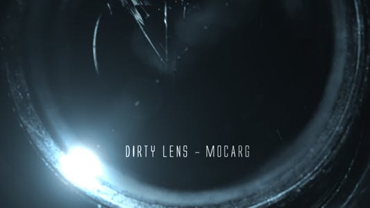 Cover Image for Dirty Lens