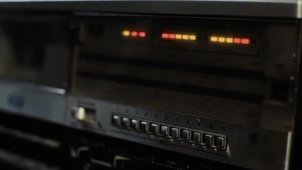 Thumbnail for Old Vintage Radio.
