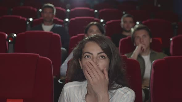 Thumbnail for People in the Cinema