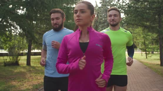 Thumbnail for Park Run