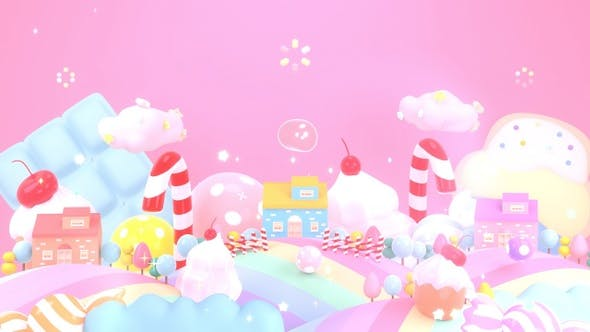 Sweet Candy House
