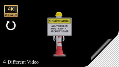 Job Security Specialist and Signs Pack