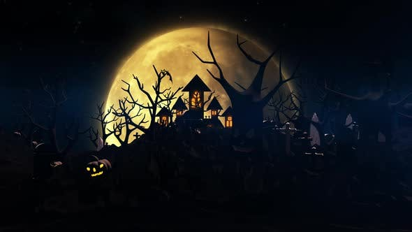 Halloween Moving Forward In 4 K H003