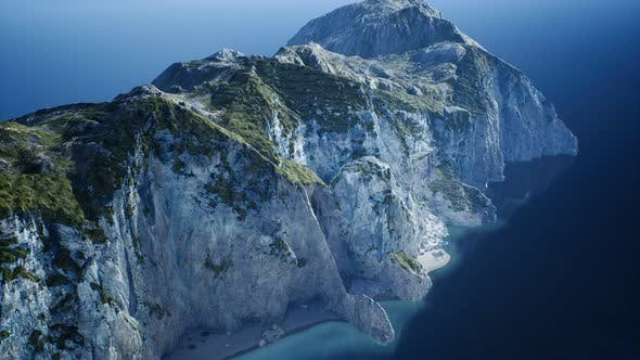 Thumbnail for Islands of Norway with Rocks and Cliffs