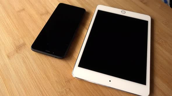 Thumbnail for Digital Tablet and Smartphone Device Technology