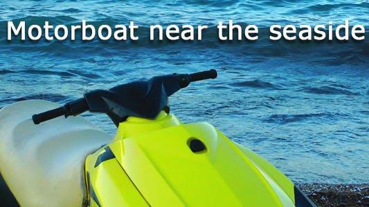 Thumbnail for Motorboat Near The Seaside