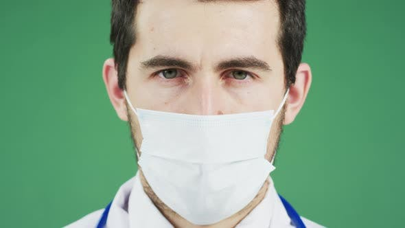 Thumbnail for Close up view of a doctor