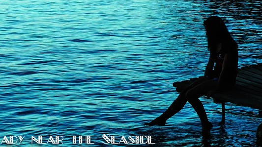 Thumbnail for Lady Near The Seaside