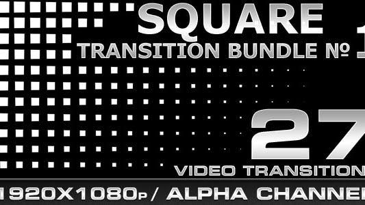 Thumbnail for Square Transition Bubdle - 1