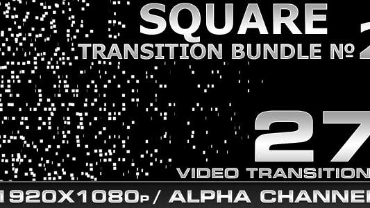 Thumbnail for Square Transition Bubdle - 2