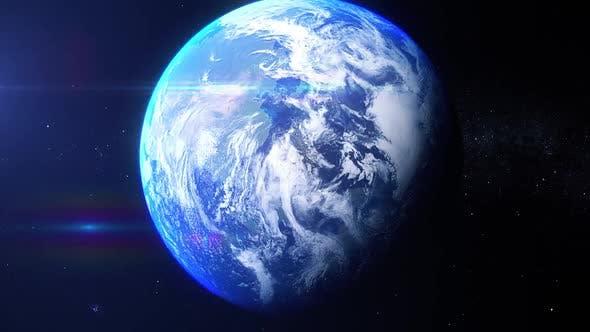 Thumbnail for Realistic Earth Zoom Arabian Peninsula