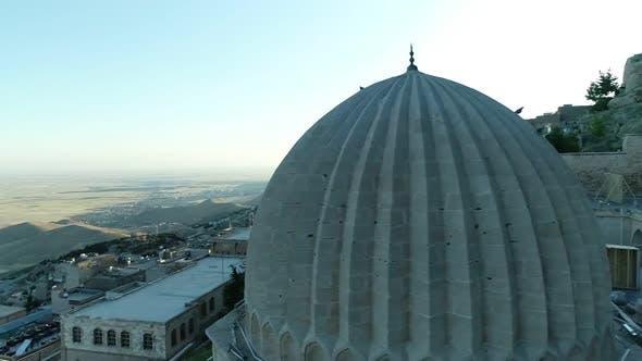 Thumbnail for Mardin Minaret Aerial View