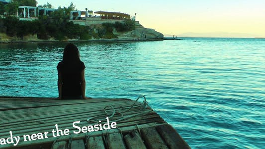 Thumbnail for Lady Near The Seaside 2