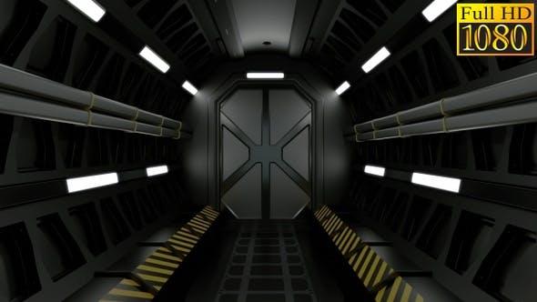 Thumbnail for Spaceship Corridor 001