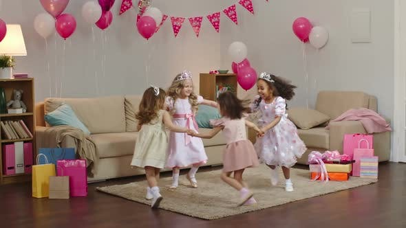 Thumbnail for Little Princesses at Party