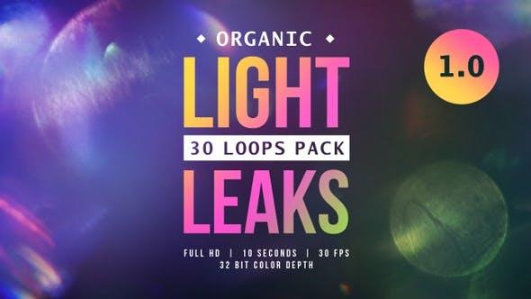 Thumbnail for Organic Light Leaks 1.0