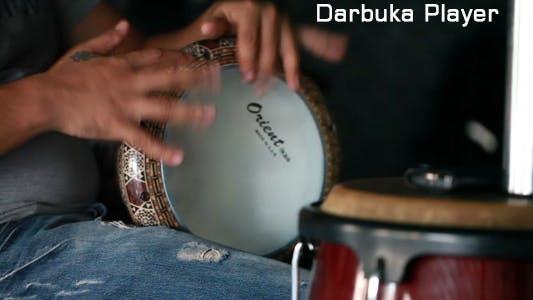 Thumbnail for Darbuka Player